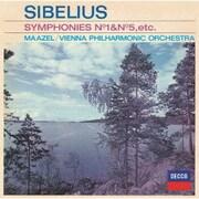 シベリウス:交響曲第1番・第5番/組曲≪カレリア≫