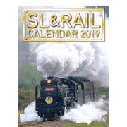 SL&RAILカレンダー 2019 [単行本]