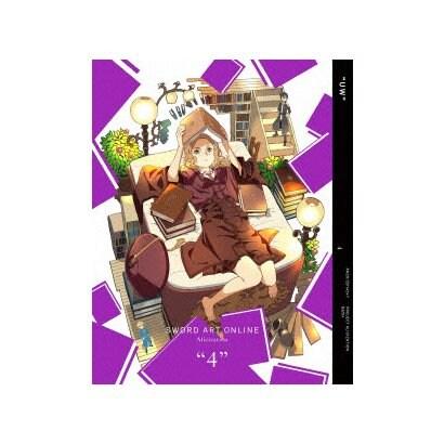 ソードアート・オンライン アリシゼーション 4 [DVD]