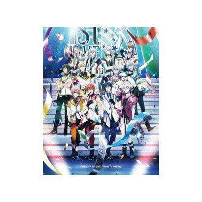 IDOLiSH7,TRIGGER,Re:vale/アイドリッシュセブン 1st LIVE「Road To Infinity」 Blu-ray BOX -Limited Edition- [Blu-ray Disc]