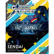 THE IDOLM@STER SideM 3rdLIVE TOUR ~GLORIOUS ST@GE~ LIVE Blu-ray Side SENDAI