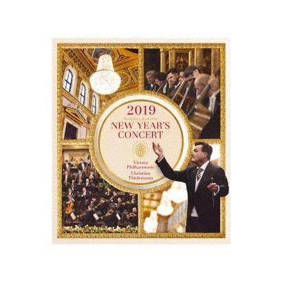 クリスティアン・ティーレマン/ニューイヤー・コンサート2019 [Blu-ray Disc]