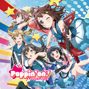 Poppin'Party / Poppin'on!Blu-ray付生産限定盤 [CD+Blu-ray Disc]