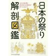 日本の祭り解剖図鑑―その起源と日本人の信仰がマルわかり [単行本]