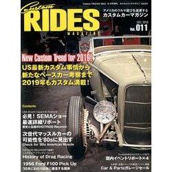 Custom RIDES MAGAZINE 2018年 12月号 [雑誌]