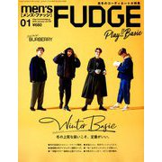 men's FUDGE (メンズ・ファッジ) 2019年 01月号 [雑誌]