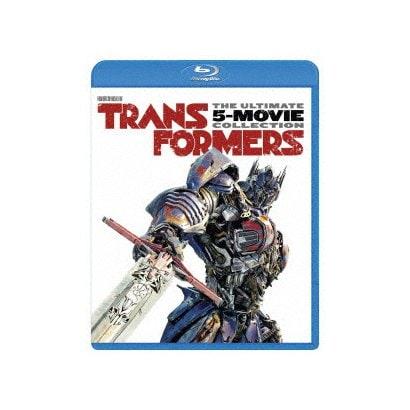 トランスフォーマー 5ムービー・べストバリューBlu-rayセット [Blu-ray Disc]