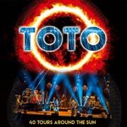 TOTO「デビュー40周年記念ライヴ~40ツアーズ・アラウンド・ザ・サン」