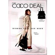COCO DEAL RIBBON TOTE BAG BOOK [ムック・その他]