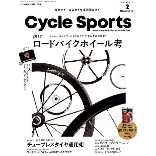 CYCLE SPORTS (サイクルスポーツ) 2019年 02月号 [雑誌]