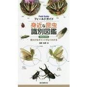 身近な昆虫識別図鑑―見わけるポイントがよくわかる 増補改訂新版 (フィールドガイド) [図鑑]
