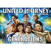 GENERATIONS LIVE TOUR 2018 UNITED JOURNEY
