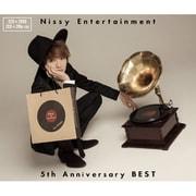 Nissy Entertainment 5th Anniversary BEST