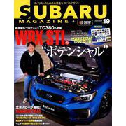 SUBARU MAGAZINE Vol.19 (CARTOPMOOK) [ムック・その他]