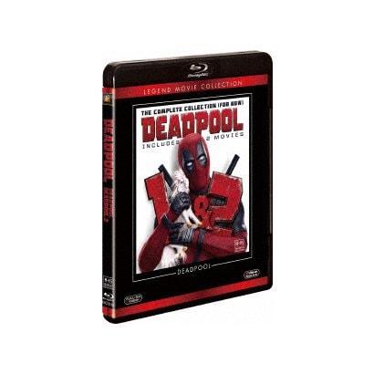 デッドプール ブルーレイコレクション [Blu-ray Disc]