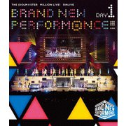 THE IDOLM@STER MILLION LIVE! 5thLIVE BRAND NEW PERFORM@NCE!!! LIVE Blu-ray DAY1