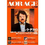 AOR AGE Vol.12 (シンコー・ミュージックMOOK) [ムックその他]