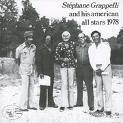 ステファン・グラッペリ・アンド・ヒズ・アメリカン・オール・スターズ1978