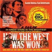 大いなる西部 (THE BIG COUNTRY)/西部開拓史 (HOW THE WEST WAS WON)
