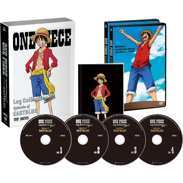 ONE PIECE Log Collection Special Episode of EASTBLUE [DVD]