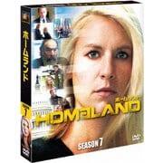 HOMELAND ホームランド シーズン7 SEASONS コンパクト・ボックス