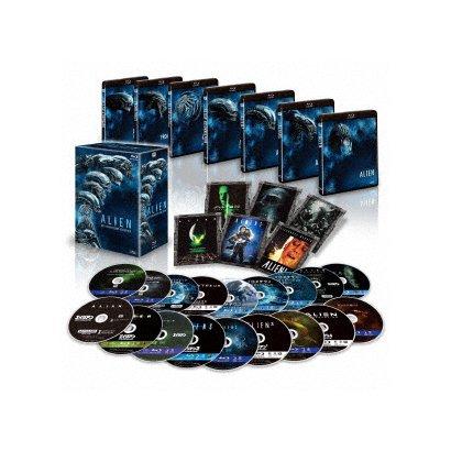 エイリアン 製作40周年記念 コンプリート・ブルーレイBOX [UltraHD Blu-ray]