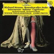 R.シュトラウス:楽劇≪ばらの騎士≫組曲 <サロメの踊り><月の光の音楽>他