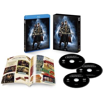 ファンタスティック・ビーストと黒い魔法使いの誕生 [Blu-ray Disc]