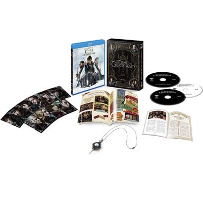 ファンタスティック・ビーストと黒い魔法使いの誕生 エクステンデッド版 プレミアム・エディション [Blu-ray Disc]