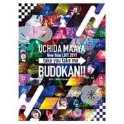 UCHIDA MAAYA New Year LIVE 2019 take you take me BUDOKAN!! 2019.1.1@NIPPON BUDOKAN