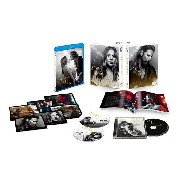 アリー/スター誕生 プレミアム・エディション [Blu-ray Disc]