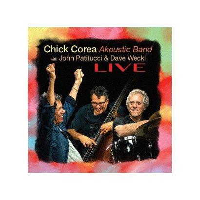 チック・コリア・アコースティック・バンド/LIVE