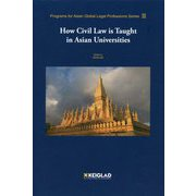 How Civil Law is Taught in Asian Universities(Programs for Asian Global Legal Professions Series〈3〉) [全集叢書]