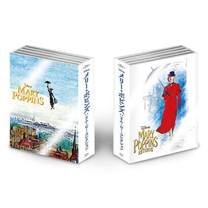メリー・ポピンズ:2ムービー・コレクション [Blu-ray Disc]