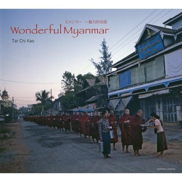 Wonderful Myanmar ミャンマー―魅力的な国 [単行本]