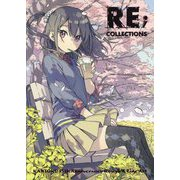 Re;collections―KANTOKU 15th Anniversary Rough&Line Art-Premium Edition [単行本]