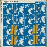 Diggin' On Blue mixed by DJ KRUSH & MURO