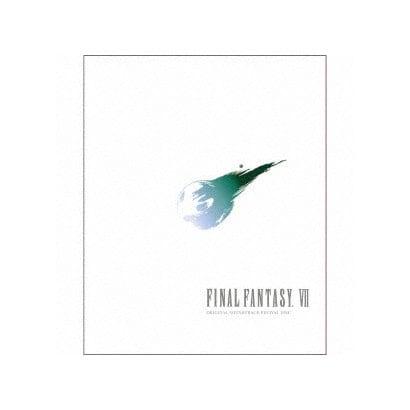 FINAL FANTASY Ⅶ ORIGINAL SOUNDTRACK REVIVAL DISC [Blu-ray Disc]
