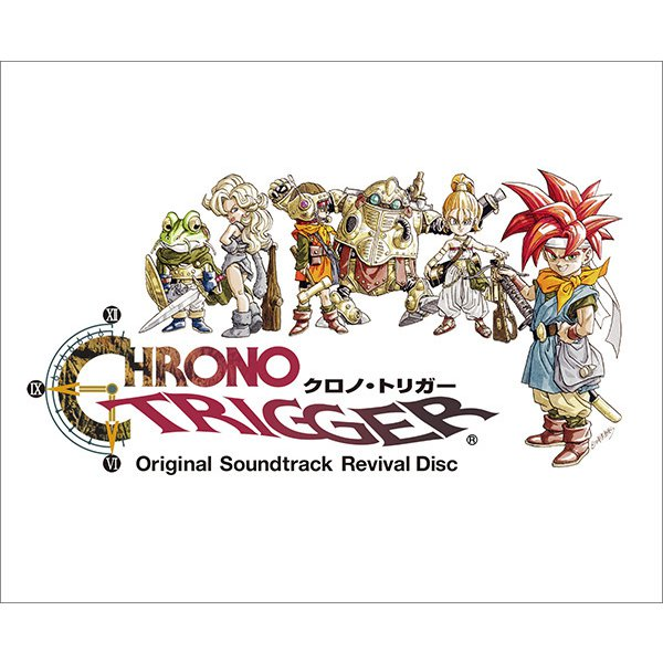 光田康典/Chrono Trigger Original Soundtrack Revival Disc [Blu-ray Disc]