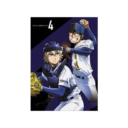 ダイヤのA actⅡ 4 [Blu-ray Disc]