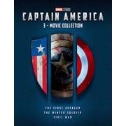 キャプテン・アメリカ:3ムービー・コレクション