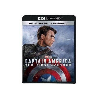 キャプテン・アメリカ/ザ・ファースト・アベンジャー [UltraHD Blu-ray]
