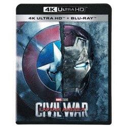 シビル・ウォー/キャプテン・アメリカ [UltraHD Blu-ray]