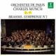 シャルル・ミュンシュ/ブラームス:交響曲 第1番