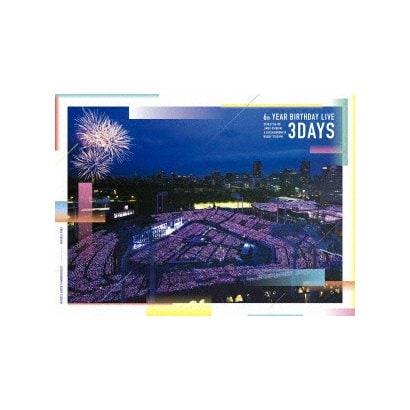 乃木坂46/乃木坂46 6th YEAR BIRTHDAY LIVE 2018.07.06-08 JINGU STADIUM & CHICHIBUNOMIYA RUGBY STADIUM [Blu-ray Disc]