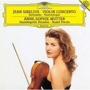 シベリウス:ヴァイオリン協奏曲、2つのセレナーデ ユーモレスク第1番