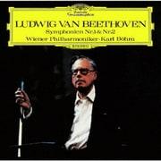 ベートーヴェン:交響曲第1番・第2番