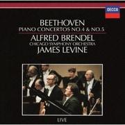 ベートーヴェン:ピアノ協奏曲第4番・第5番≪皇帝≫