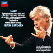 ハイドン:交響曲第101番≪時計≫・第103番≪太鼓連打≫