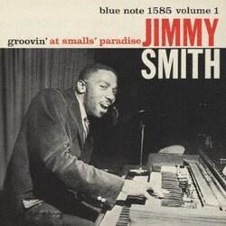 ジミー・スミス/スモールズ・パラダイスのジミー・スミス Vol.1
